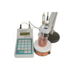 Комплект МИКОН-2 анализ почв, тепличного грунта, базовый (переносной)