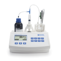 Минититратор HI84530 для измерения титруемой кислотности в воде