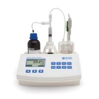 Титратор HI84531-02 для определения щелочности воды