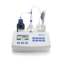 Мини титратор HI84532 для измерения титруемой кислотности и рН в фруктовых соках
