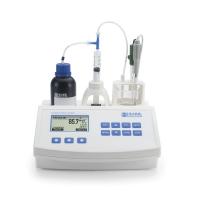 Минититратор HI84533 для измерения формольного числа и рН в вине и фруктовых соках