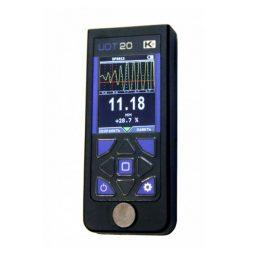 Толщиномер УДТ-20 портативный ультразвуковой с А-сканом