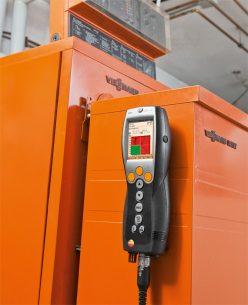 Газоанализатор Testo 330-1 LL+ мультиметр testo 760-2 с магнитным креплением (комплект)