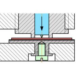 Приспособление для измерения твердости тонких листов Константа СТ