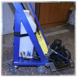 Установка ручного контроля листового проката УКЛ-32