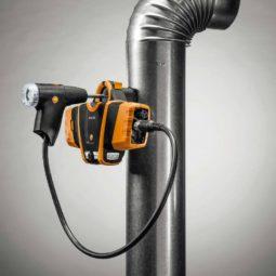 Базовый комплект testo 330i для анализа дымовых газов