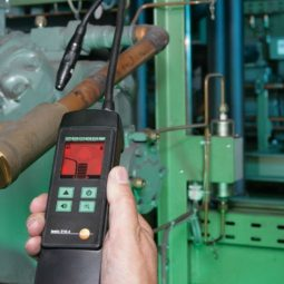 Детектор утечек хладагентов testo 316-4 комплект 2 для аммиака (NH3)