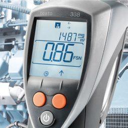 Дымомер testo 338 с Bluetooth