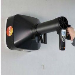 Анемометр, набор воронок и выпрямитель потока testo 417 (комплект-2)