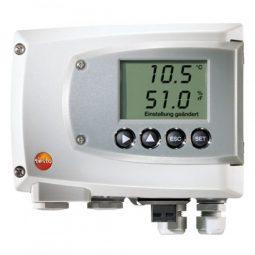 Трансмиттер testo 6651 температуры/влажности для критических условий окружающей среды