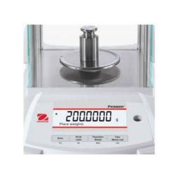 Весы лабораторные аналитические OHAUS PX85
