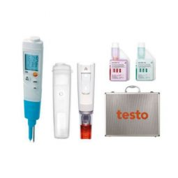 Стартовый комплект testo 206-pH2 (pH-метр с принадлежностями)