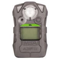 Газоанализатор ALTAIR 2X SO₂, пороги тревог: 1, 2, 1, 1 ppm