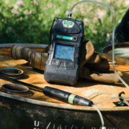 Газоанализатор ALTAIR 5X, CH4 (4.4%)-O2-H2S-BUTANE (0-25%), монохр. дисплей