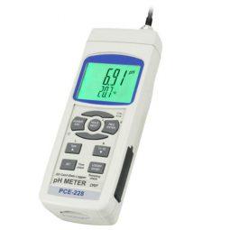 Комплект тестера кислотности универсальный PCE-228 Kit