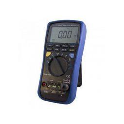 Мультиметр — измеритель сопротивления изоляции PCE-UT 532