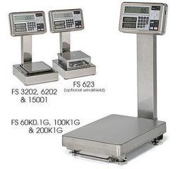 Весы лабораторные VIBRA FS300K1GF-i03