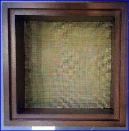 Комплект сит для песка с квадратной ячейкой Исполнение 1 (0,063; 0,125; 0,25; 0,5; 1; 2; 4; 8 мм; поддон; крышка)